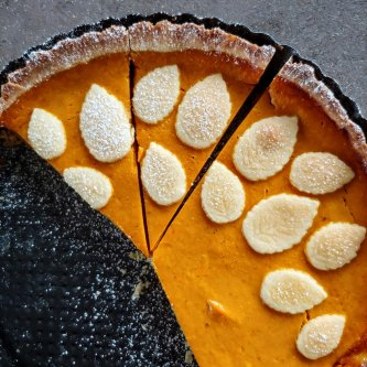 ,,Pumpkin pie""
